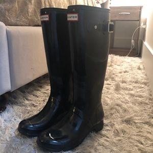 Original Tour Gloss Packable Rain Boot